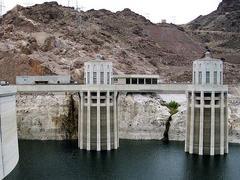 Hoover Dam Intake 10-26-2004