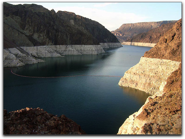 Part 1: Use Images to Analyze How Lake Mead Has Changed Over Time
