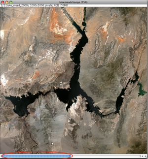 lake mead stack
