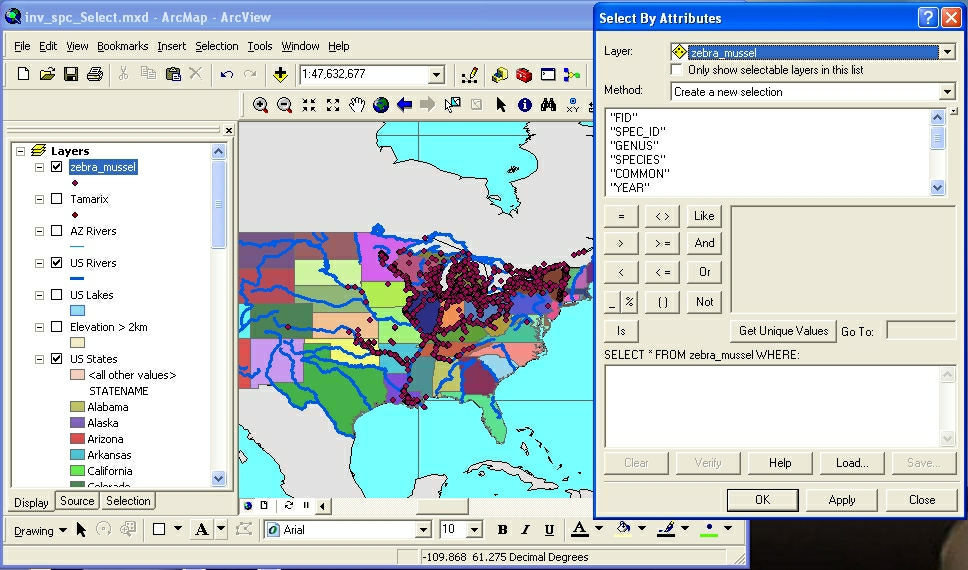 Getting to Know Querying in ArcGIS