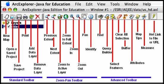 AEJEE Toolbar