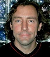Dr. Jeff Morisette headshot