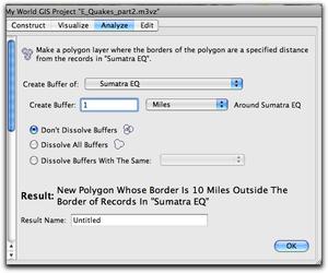 13 buffer dialog window