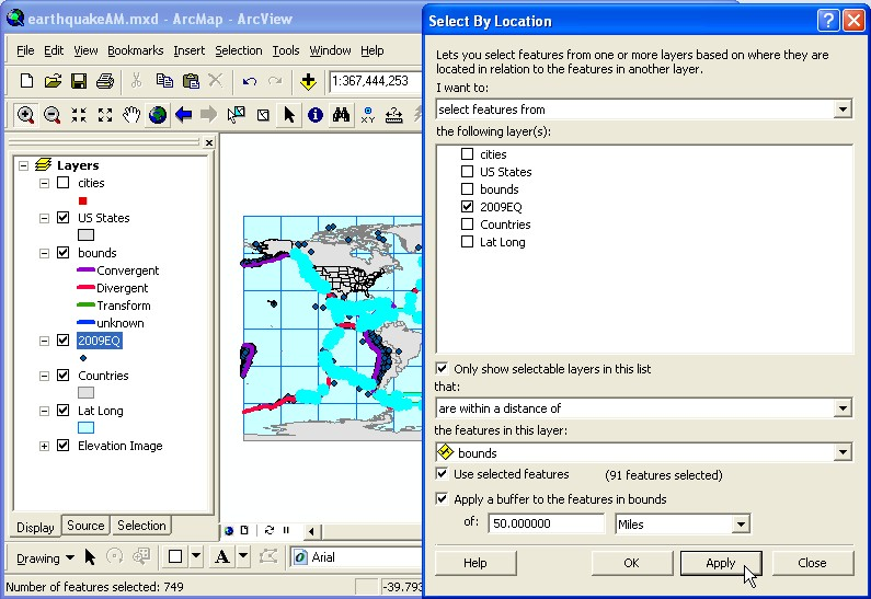 Getting to Know Spatial Querying in ArcGIS