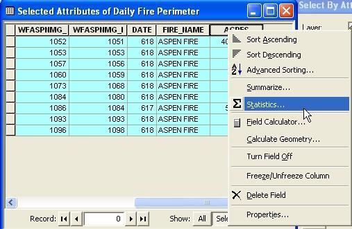 44 Statistics 2 Days Fires