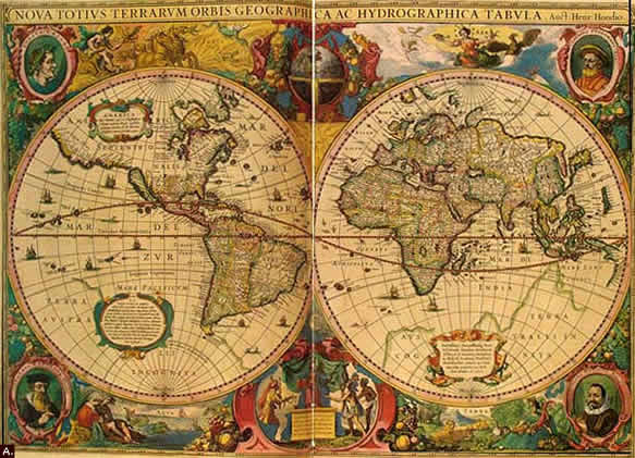 understanding cartography and the three ways in which maps are made Considering innovations in cartography and changes in geographic representation methods the three themes of navigation, spatial analysis and the representation of 3-space + time way all transport maps were created and understood.