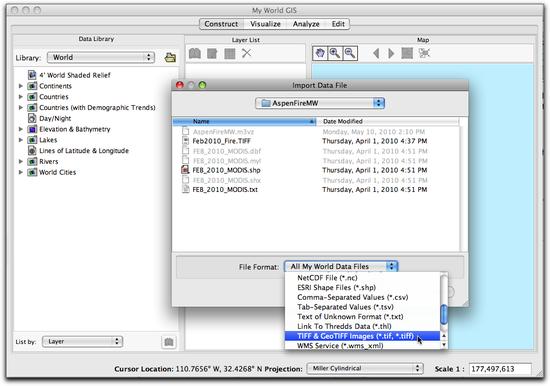 file format tiff
