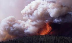 Fire storm Mirror Plateau