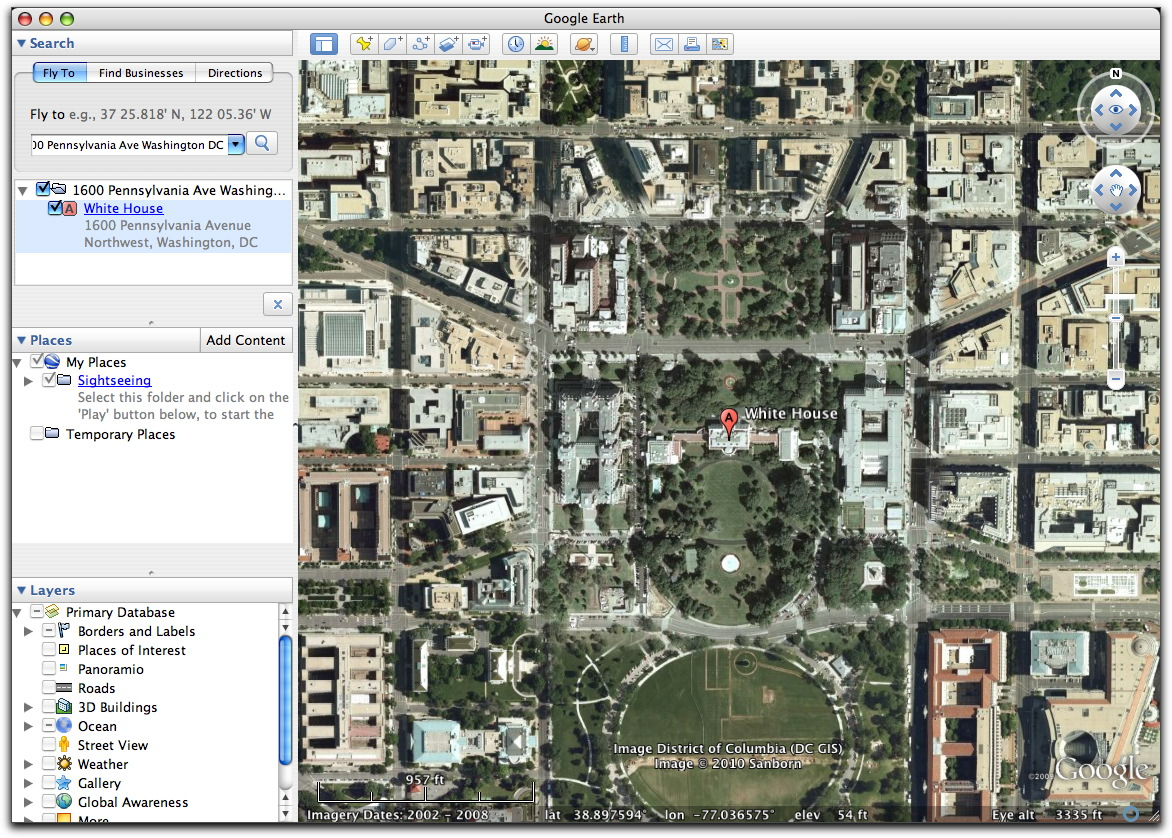 Intro to Google Earth on