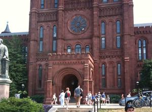 "Smithsonian Institution ""Castle"" Building"