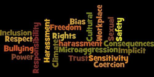Wordle on professionalism