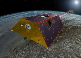 GRACE-FollowOn satellites