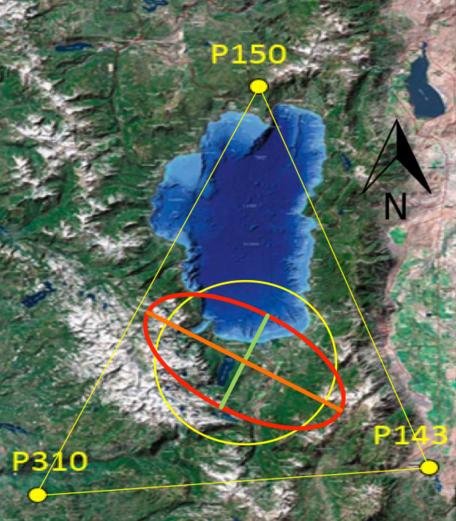 Tahoe GPS analysis