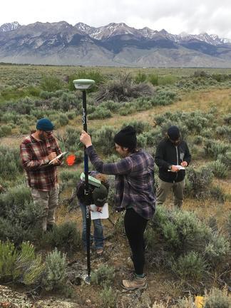 field GNSS measurements