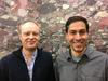 Authors David Schmidt and Knut Christiancson