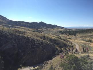 Milligan Canyon