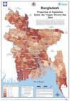 Bangladesh poverty map