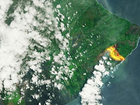 Kilauea May 23 2018 eruption