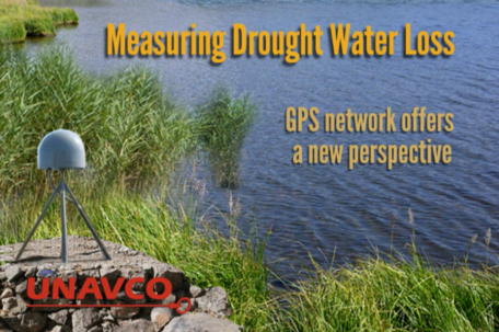 Animation - Measuring Drought: A GPS Network Offers A New Perspective