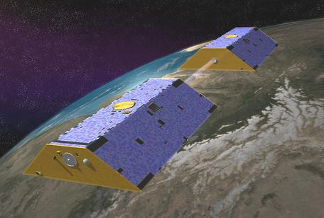 GRACE Satellites (Gravity Recovery and Climate Experiment)