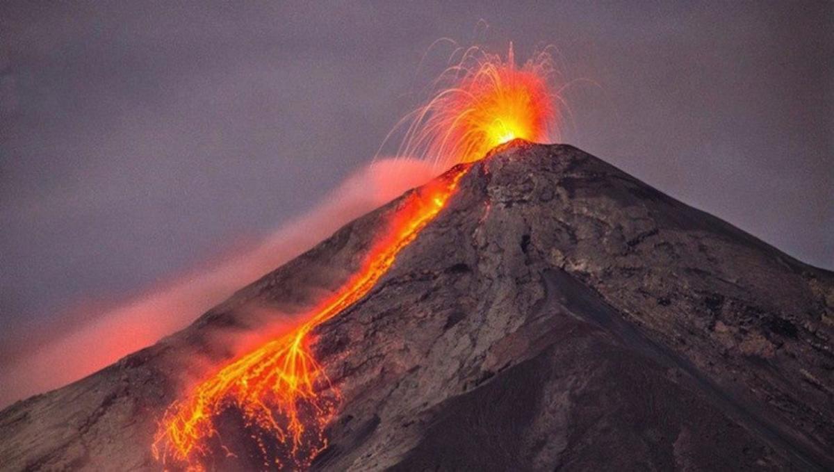 2018 Volcán de Fuego eruption