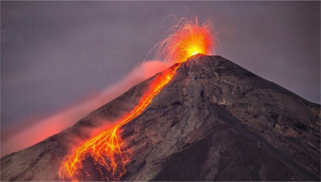 On June 3rd 2018 there was a series of volcanic explosions and pyroclastic flows from the Volcán de Fuego in Guatemala. The eruption included lahars, pyroclastic flows, and clouds of volcanic ash, which left almost no evacuation time and caused the death of nearly two hundred people.