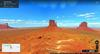 Google Streetview image of Monument Valley