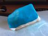 Play-Doh model, plunging anticline