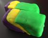 Play-Doh model of a sinistral fault