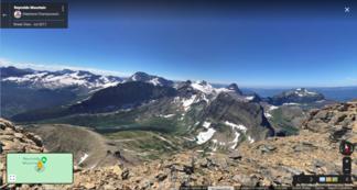 Cirque, Glacier National Park