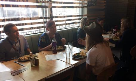 2019 GSA GET Spatial Luncheon
