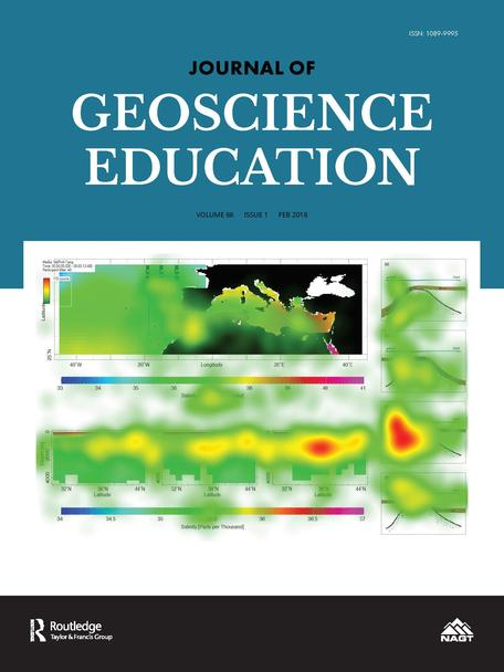 Journal of Geoscience Education February 2018
