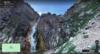 Oxidation, Apikuni Falls, Glacier National Park