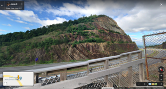 Sideling Hill syncline