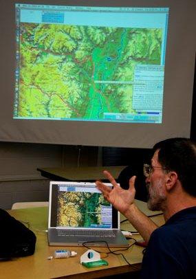 Digital Mapping Demo