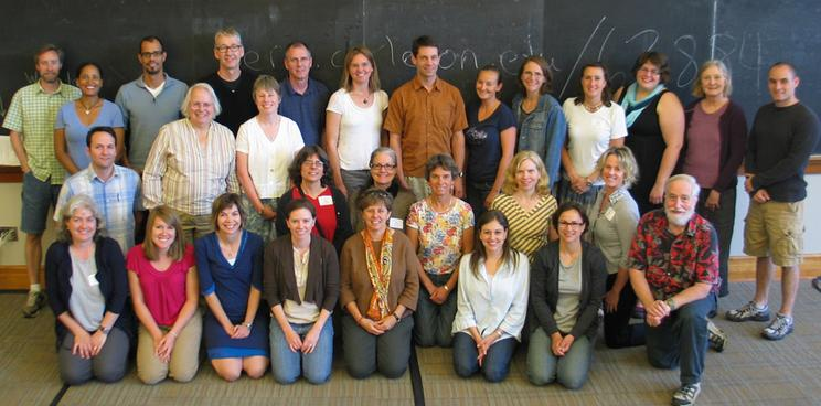 May 2012 Integrate Meeting Participants