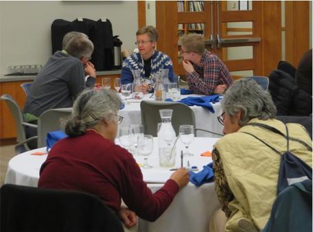 Nov 2014 InTeGrate authors meeting