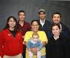 2008 LSAMP Scholarship class at UNM