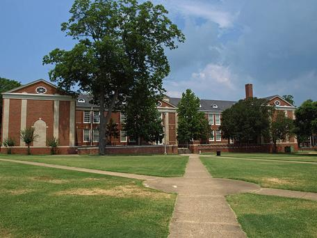 Alabama State University Patterson Hall