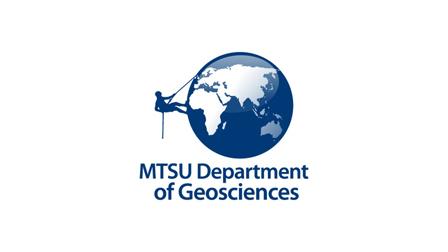 MTSU Geosciences Logo