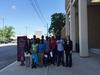 Student visit to Earth & Water Sciences USC