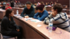 Students participating in the UTEP Implementation Program activities