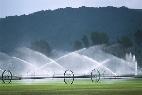 Irrigation in the American West