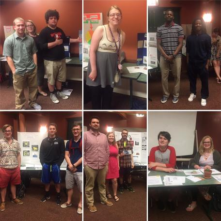 Climate Change Action Night at Wittenberg. Personal pledges, community change, & climate policy advocacy.