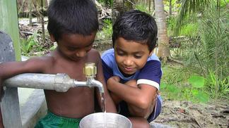 Clean & Safe Drinking Water by Save the Children USA