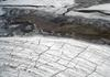 Patterned ground in permafrost