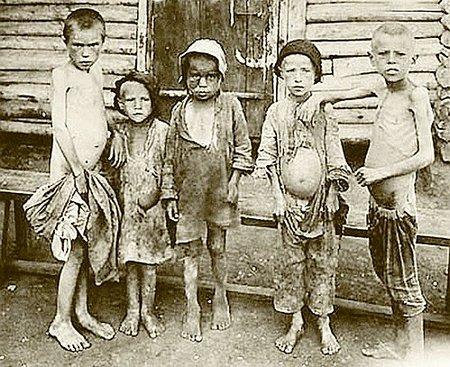 Soviet famine - 1930s