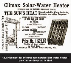 Climax Hot Water Heater