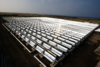 Holaniku plant using solar troughs