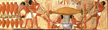 Winemaking in 15th century BC Egypt